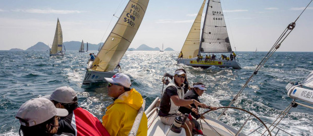Sign up for China Cup International Regatta - 1