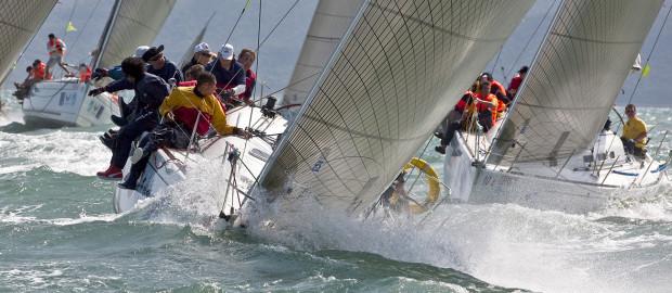 Day 4 Race. Ikapa - South Africa, Beijing Sailing Centre - China