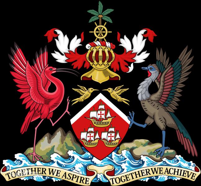 特立尼达和多巴哥共和国国徽